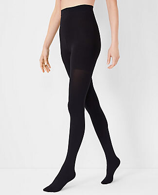Ann Taylor Perfect Control Top Tights