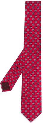 Gucci GG jacquard-woven tie