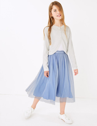 Marks and Spencer Midi Tutu Skirt (6-16 Yrs)