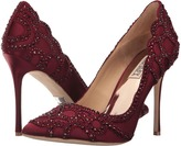 Badgley Mischka Rouge High Heels