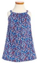 Vineyard Vines Toddler Girl's Stars & Whales Shift Dress