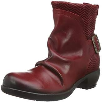 Fly London Women's Melb687fly Ankle Bootie