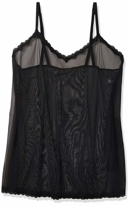 Smart & Sexy Women's Sheer Lace & Mesh Chemise