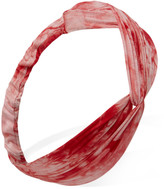 Forever 21 Tie-Dyed Headwrap
