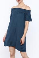 O'Neill Augustina Off Shoulder Dress