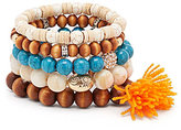 Anna & Ava Beaded Stretch Bracelet Set