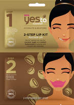 Yes to Coconut 2-Step Lip Kit Pucker Up!