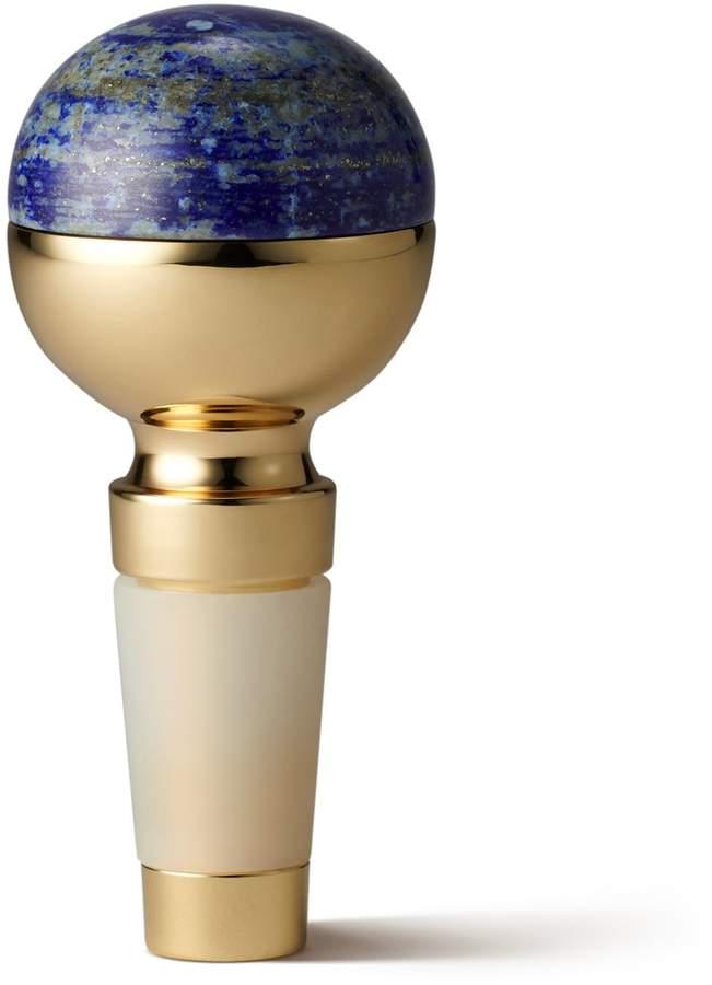 AERIN Lapis Stone Bottle Stopper