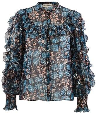 Ulla Johnson Isadora blouse