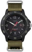 Timex Expedition Gallatin Solar Men's Green Strap Watch