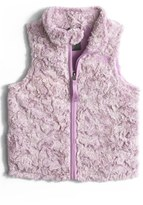 The North Face Toddler Girl's 'Cozy Swirl' Vest