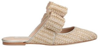 Polly Plume Mules