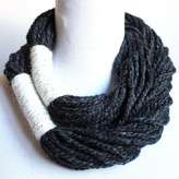 Sylca Designs Infinity Rope Scarf