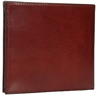 Bosca Old Leather Collection - Eight-Pocket Deluxe Executive Wallet w/ Passcase