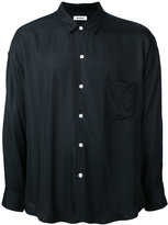 Monkey Time chest pocket shirt - men - Rayon - M