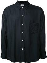 Monkey Time chest pocket shirt - men - Rayon - S