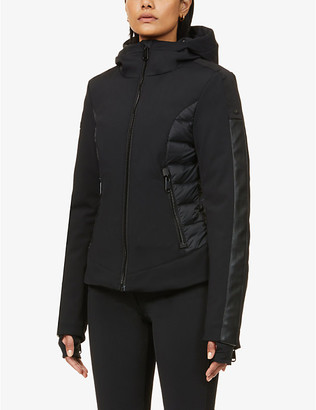 Goldbergh Kaja hooded stretch-woven jacket
