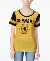 Freeze 24-7 Juniors' Germany Graphic T-Shirt