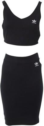 adidas Black Cotton Skirts
