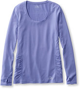 L.L. Bean Women's Essential Performance Top, Long-Sleeve