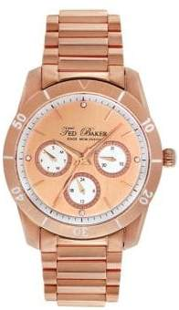 Ted Baker Ladies Dress Sport Multifunction Watch