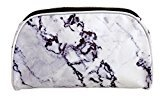 Casper & Coal Marble Cosmetic Makeup Bag