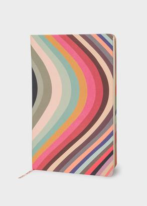Paul Smith 'Swirl' Notebook