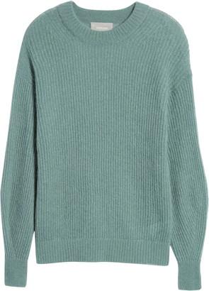 Everlane The Oversize Alpaca Blend Crewneck Sweater