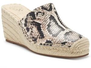 Vince Camuto Women's Kordinan Slip-On Espadrille Mules Women's Shoes