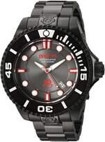 Invicta Men's 19809 Pro Diver Analog Display Automatic Self Wind Black Watch