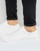 Calvin Klein Igor Logo Embossed Sneakers