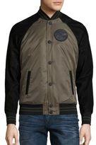 True Religion Varsity Militant Jacket