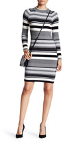 Romeo & Juliet Couture Striped Sweater Dress