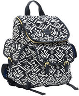 Carter'S Aztec Jacquard Backpack Diaper Bag