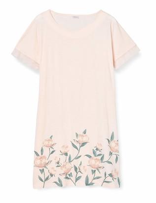 Lovable Women's Flower Print Nightgown