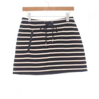 Y-3 Black Cotton Skirt for Women