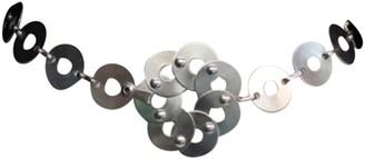 Paco Rabanne Silver Metal Belts