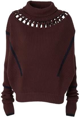 Palmer Harding Lateral wool jumper