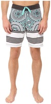 VISSLA Suicides 4-Way Stretch Boardshorts 18.5""