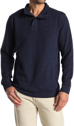 Tommy Bahama Playa Pina Port Half Zip Pullover