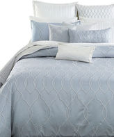 Hotel Collection Pendant Embroidered Duvet Cover