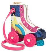 Betsey Johnson Roller Girl Small Crossbody