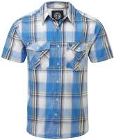 House of Fraser Men's Tog 24 Altus check short sleeve shirt