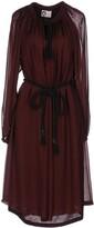 Lanvin Knee-length dresses - Item 34771714