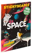 Chronicle Books Boy's Stickyscapes: Space Sticker Book