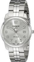Tissot Men's T0494101103201 PR 100 Dial Bracelet Watch
