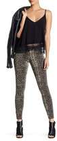 Hue Animal Print Denim Legging
