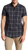 Ezekiel Reedly Plaid Short Sleeve Regular Fit Shirt
