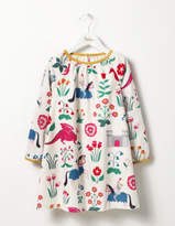 Boden Printed Woven Dress