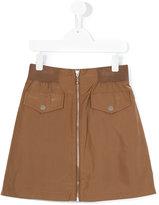 Little Remix zipped a-line skirt - kids - Polyester - 14 yrs